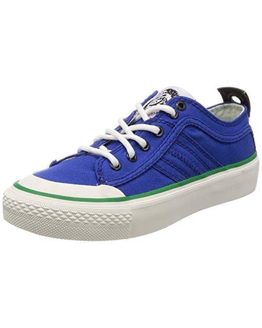 DIESEL Blue S-astico Lc Logo W-sneakers