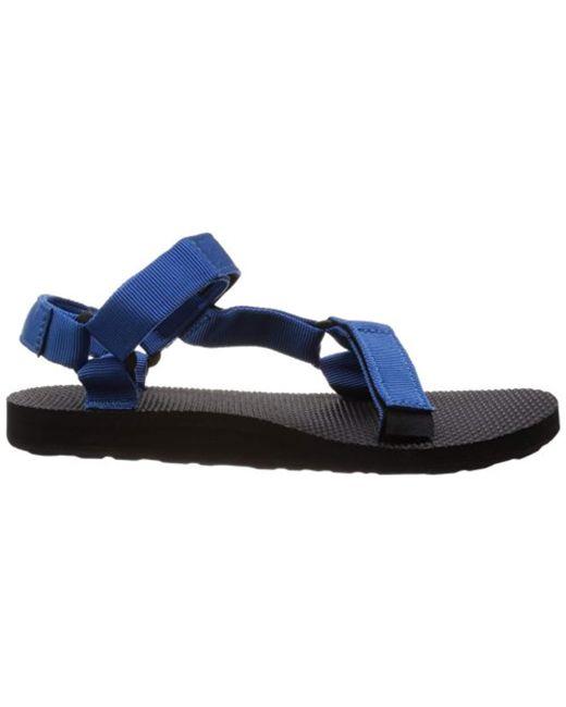 0c39406c6178 ... Teva - Blue Original Universal Sandal - Lyst ...