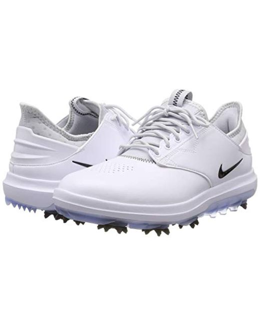 ee4a92d2ba3ab Nike S Golf Perfrmance Shoes in White for Men - Lyst