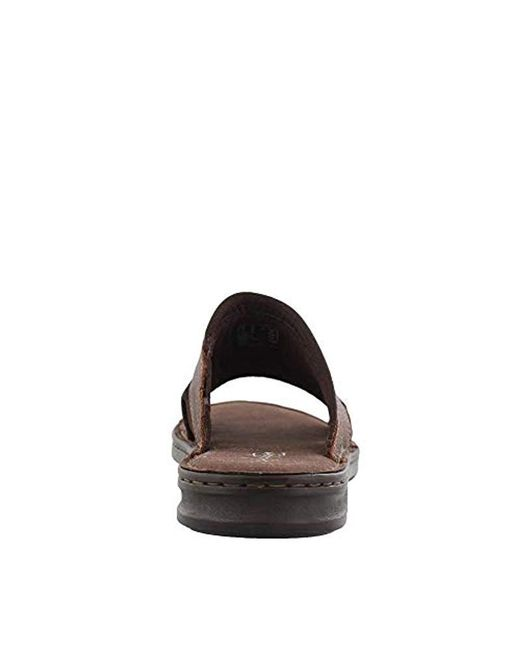 7daea7a62d4 Lyst - Clarks Malone Easy Sandal in Brown for Men - Save 25%