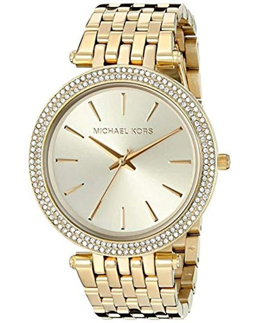 MK3191 Michael Kors de color Metallic