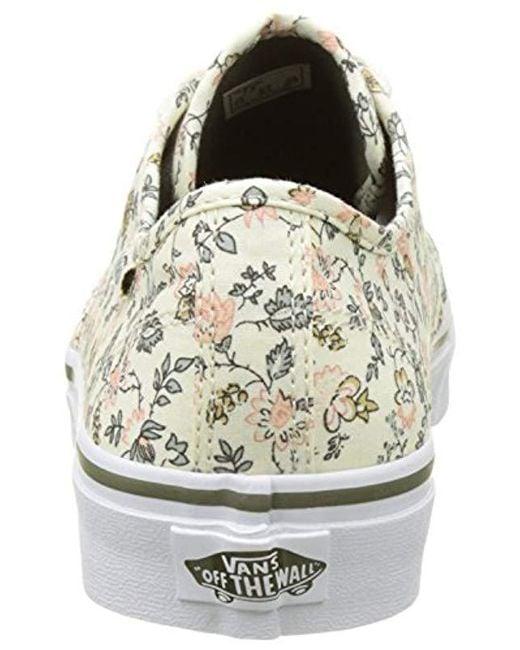 29f6a19baa ... Vans - Multicolor Wm Camden Stripe Low-top Sneakers - Lyst ...