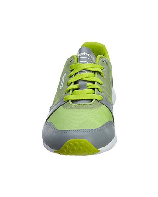 4dcaa11eb47 ... Reebok - Green Classic Leather Ultralite Pkbl-w - Lyst ...