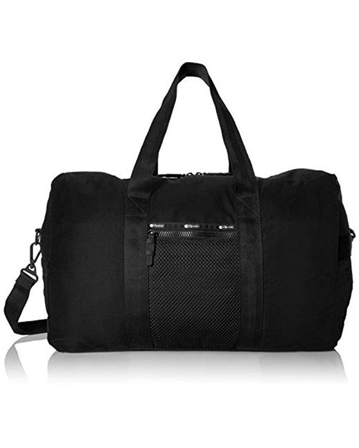 LeSportsac - Black Travel Global Weekender - Lyst