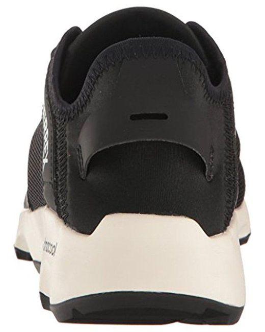 f0fb8bca0230 ... Adidas Originals - Black Terrex Climacool Voyager Sleek Water Shoe -  Lyst ...