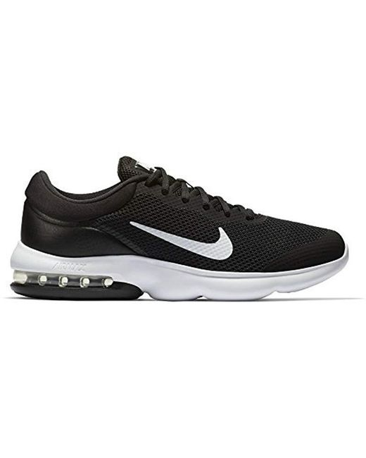 size 40 60057 6144a Nike - Black  s Air Max Advantage Running Shoes for Men ...