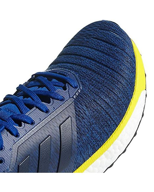 858165ecf9bee Men's Solar Glide M Trail Running Shoes Blue/white