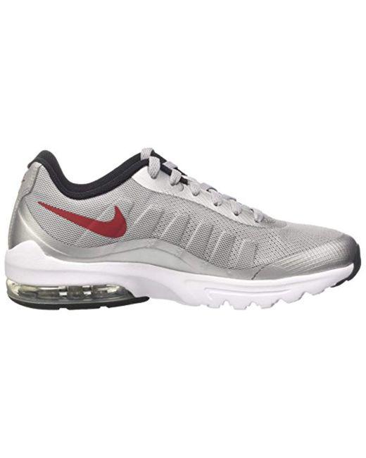 brand new 8d445 debe9 ... Nike - Gray Air Max Invigor Sneakers for Men - Lyst ...