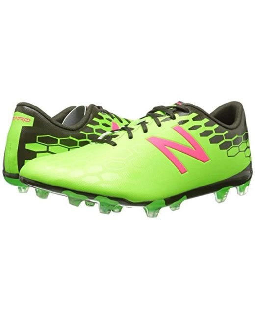 New Balance Visaro 2.0 Control Fg Football Boots in Green