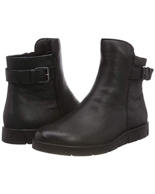c758151bf762 ... Ecco - Black Bella Ankle Boots - Lyst ...