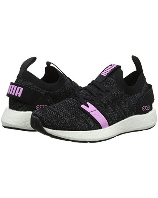 d6fdf5c80c8193 ... PUMA - Black Nrgy Neko Engineer Knit Wns Competition Running Shoes -  Lyst ...