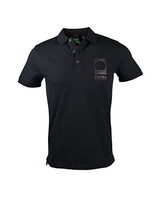 358a15c7 BOSS - Blue Boss Orange World Cup Soccer Country Polo Shirt for Men - Lyst  ...