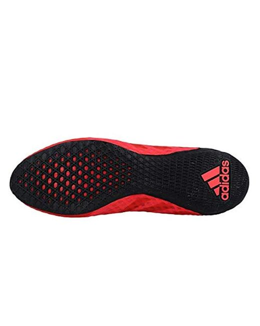 3cf2b2bca527d adidas Speedex 16.1 Boxing Shoes in Black for Men - Lyst