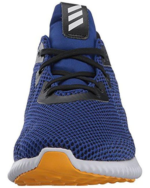 2c5124c61b56c ... Adidas - Blue Performance Alphabounce M Running Shoe for Men - Lyst ...