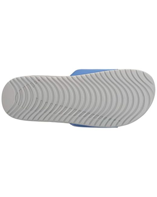035d89768 Lyst - Nike Kawa Slide Athletic Sandal in Blue for Men - Save 21%