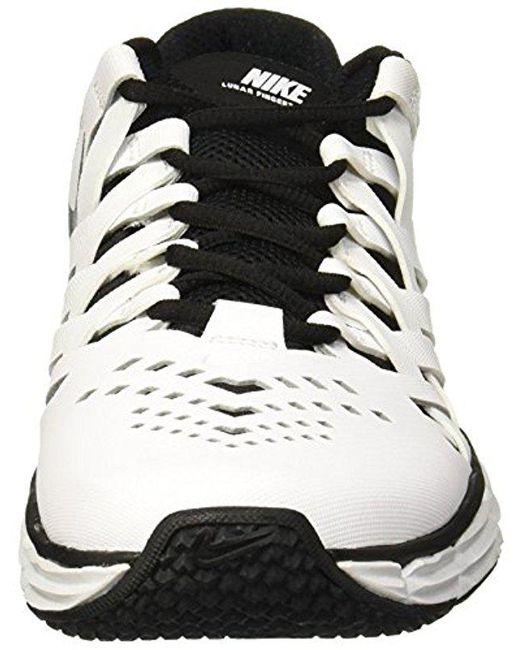 ... Nike - Black Lunar Fingertrap Cross Trainer for Men - Lyst ...
