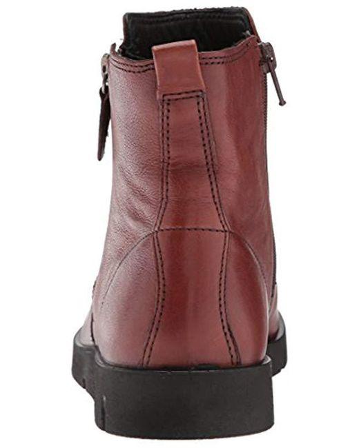 d9c4c5fed618 ... Ecco - Brown Bella Boots - Lyst ...