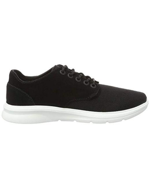 1752ce61378a80 ... Lyst Vans - Black  s Ua Iso 2 Low-top Sneakers for Men ...