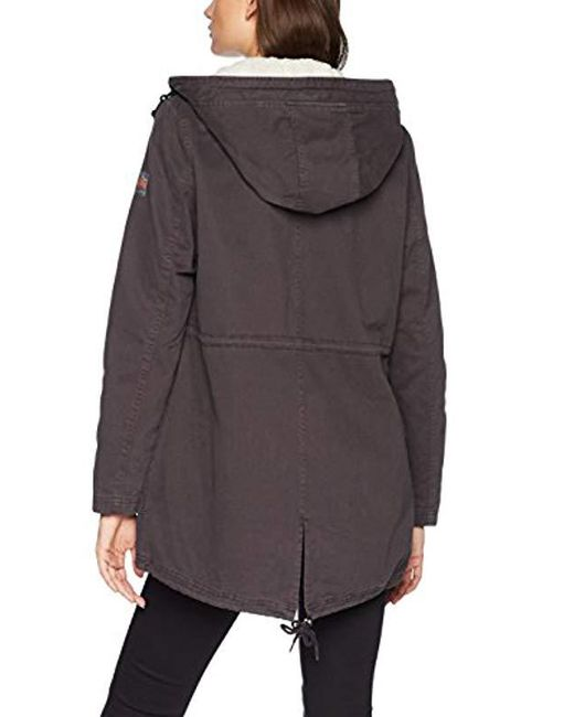 f9a67e2b57 Superdry Eskimo in Gray - Lyst
