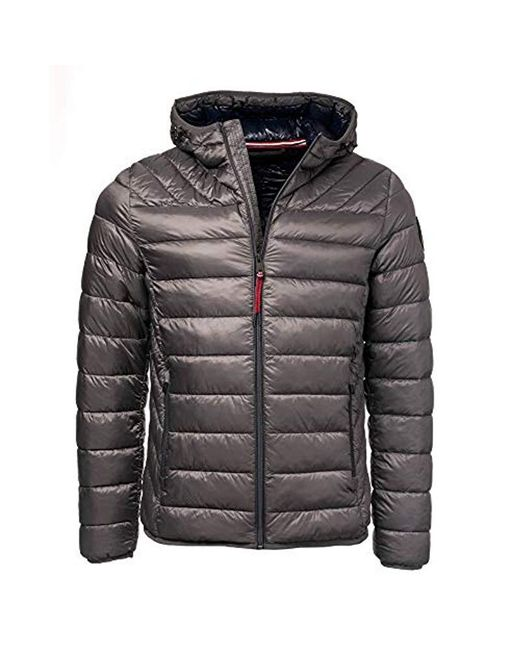 Napapijri - Gray Aerons Vest Jacket Outdoor Gilet for Men - Lyst