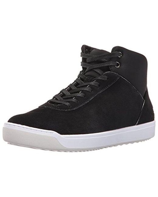 f674852e6 Lacoste - Black Explorateur Ankle 416 1 Caw Fashion Sneaker for Men - Lyst  ...