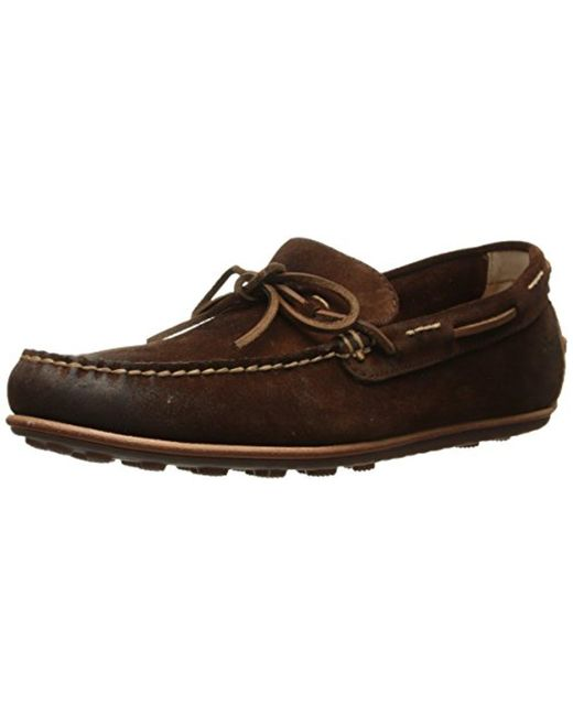 Frye - Brown Harris Tie Slip-on Loafer for Men - Lyst