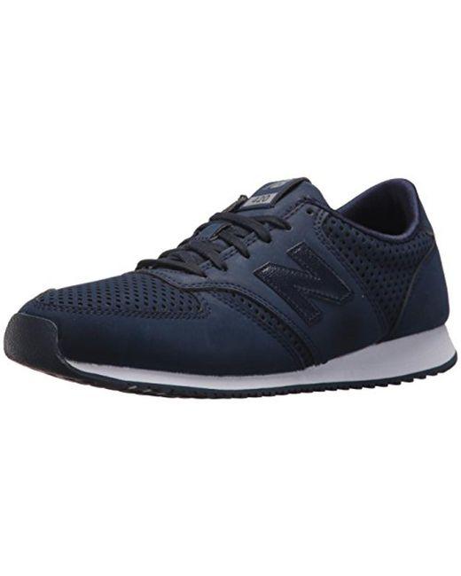 New Balance - Blue 420v1 Lifestyle Sneaker - Lyst