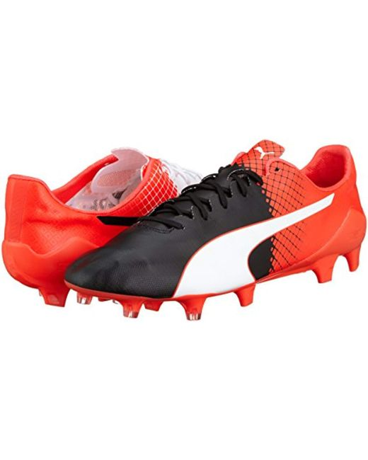2845655a6 ... PUMA - Black Evospeed Sl Ii Tricks Fg Football Boots for Men - Lyst ...