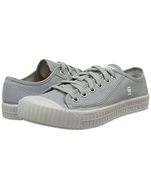 ae679ff76 g-star-raw-Grey-Gs-Grey-1260-s-Rovulc-Canvas-Low-Top-Sneakers.jpeg