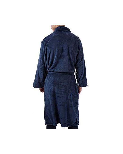 ... Ben Sherman - Blue Henry Dressing Gown for Men - Lyst ... 391949833