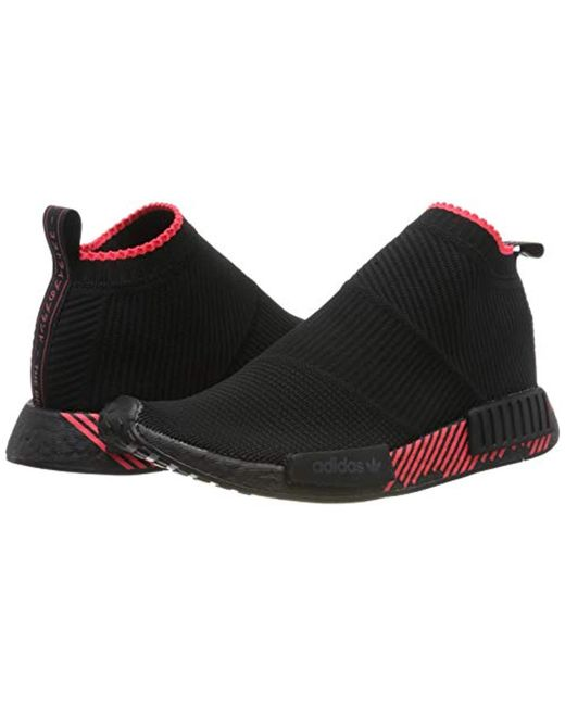 da3e4ba4f ... Adidas - Black Nmd cs1 Primeknit Trainers for Men - Lyst ...