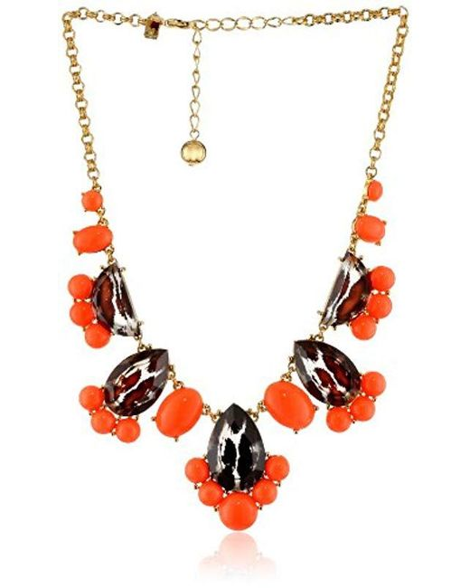 Kate Spade - Multicolor Day Tripper Necklace - Lyst