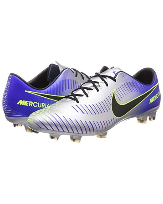 569209e8d ... Nike - Multicolor Mercurial Veloce Iii Njr Fg Fitness Shoes for Men -  Lyst ...