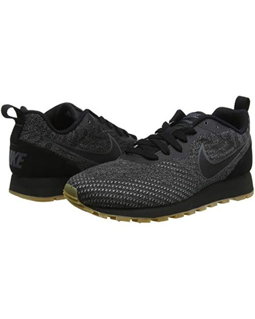 watch 1865e c5e73 ... Nike - Black Wmns Md Runner 2 Eng Mesh Competition Running Shoes - Lyst  ...