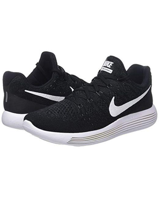 4770f3272d8ea ... ireland nike black s lunarepic low flyknit 2 running shoes for men  7960f 61cd7