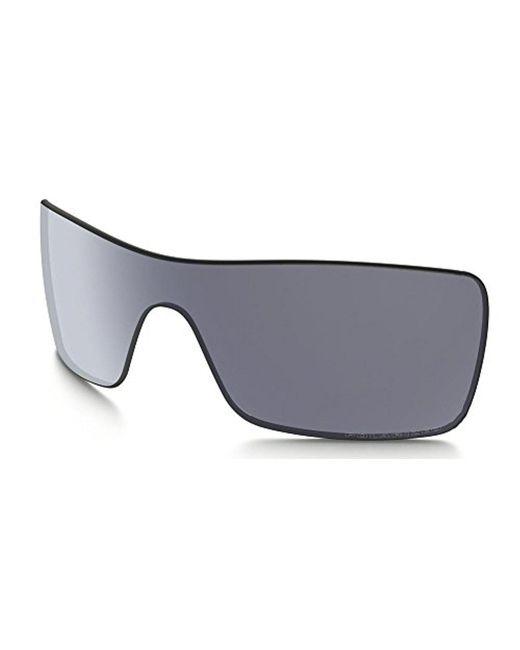 e1034309b49 Oakley - Gray Batwolf Polarized Sunglasses - Lyst
