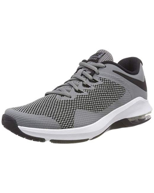 10fb9bbf58ce61 Nike - Gray Air Max Alpha Trainer Gymnastics Shoes
