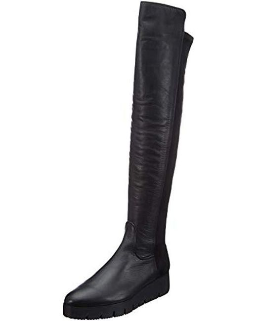 4c435707657 Unisa - Black  s Cristen sua st High Boots - Lyst ...