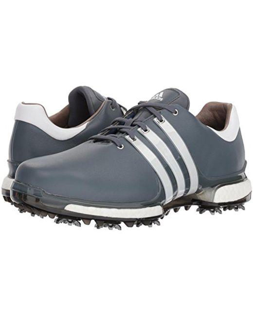Lyst adidas Golf TOUR360 WD zapato en negro para hombres