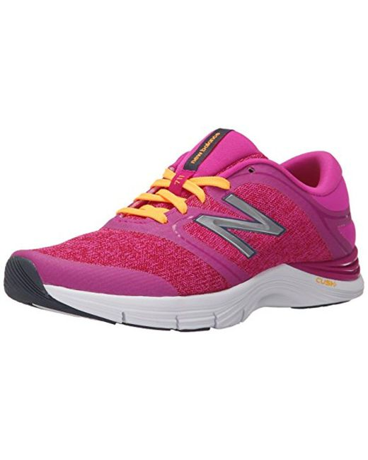 New Balance - Pink Wx711v2 Training Shoe - Lyst