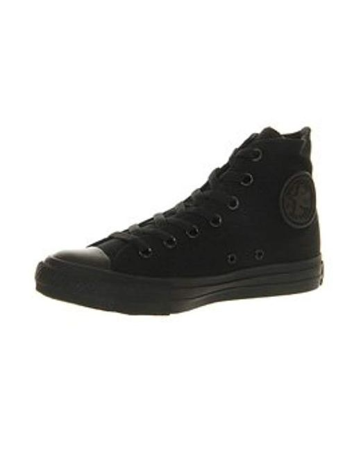 16bdc03ae369 ... Converse - Black Unisex Chuck Taylor As Plaid Hi Lace-up - Lyst