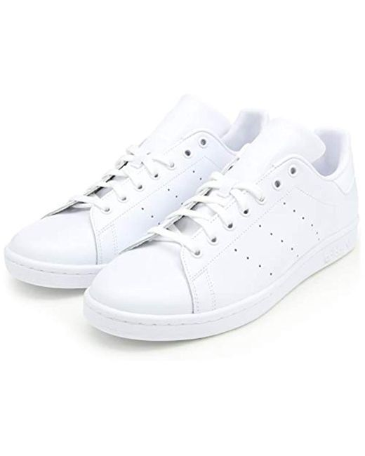 low priced fc9d3 ccec6 ... Adidas - White Stan Smith 104 Running Shoes for Men - Lyst ...