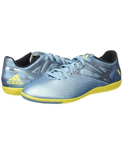 335c78e6c3f0 ... Adidas - Blue Messi 15.3 In
