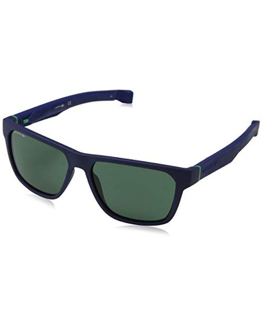 Lacoste - Blue Sunglasses for Men - Lyst