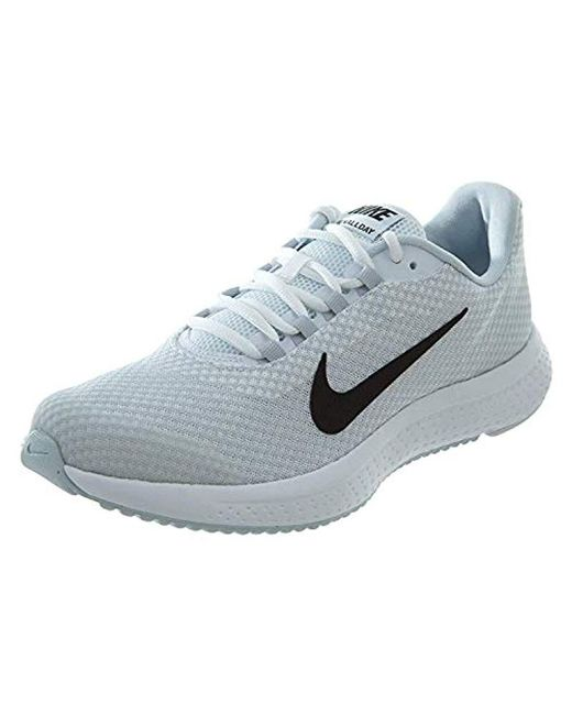 82030a72051df Nike - White Runallday Running Shoes for Men - Lyst ...