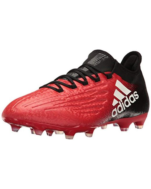 8b13a31fb7d1 Adidas - Red X 16.2 Fg Fitness Shoes for Men - Lyst ...