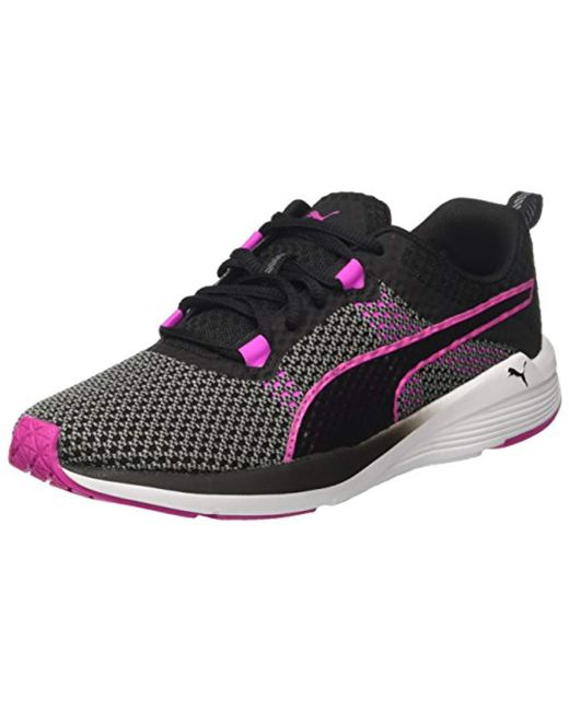 dc1aeb12aff7 PUMA - Black  s Pulse Ignite Xt Wn s Fitness Shoes - Lyst ...