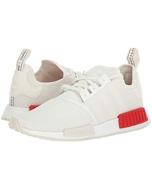 huge selection of c47ef dba50 Men's White Nmd_r1 Shoes