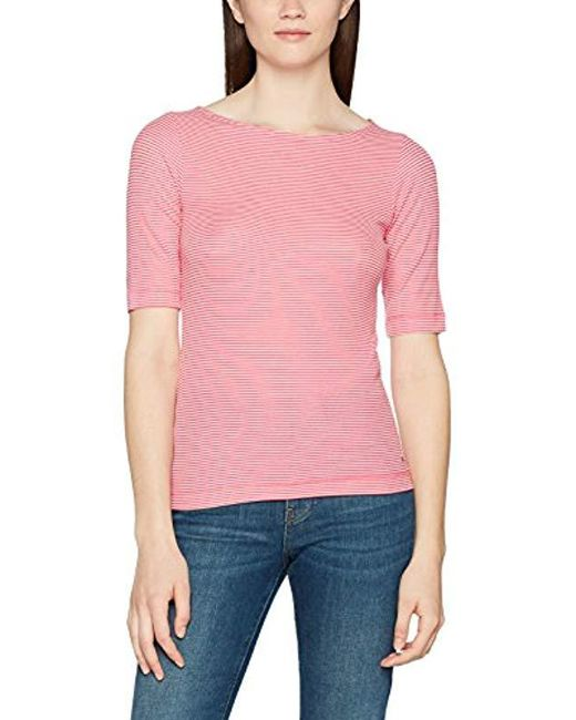 18aa84c91ef Lyst - Suéter para Mujer Tommy Hilfiger de color Rosa - 71 % de ...
