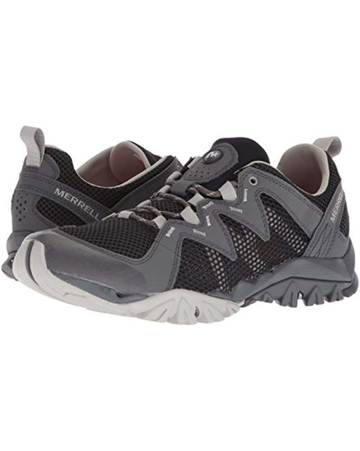 cc7f55924d14 Merrell   s Tetrex Rapid Crest Water Shoes in Black for Men - Lyst